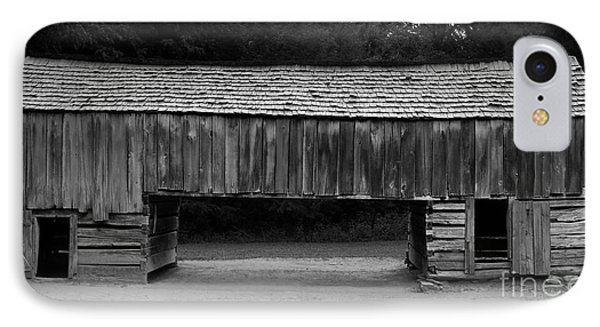 Long Barn Phone Case by David Lee Thompson