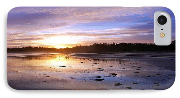 Long Beach, British Columbia IPhone Case by Heather Vopni