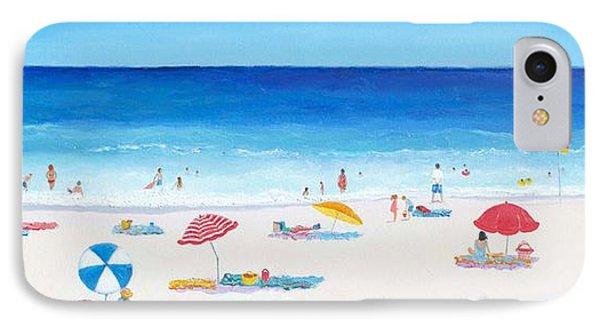 Long Hot Summer IPhone Case by Jan Matson