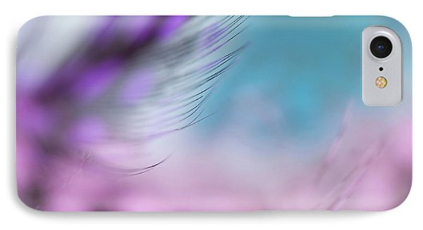 IPhone Case featuring the photograph Long Lashes. Angels Flight Series by Jenny Rainbow