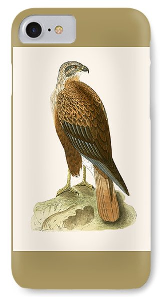 Long Legged Buzzard IPhone 7 Case