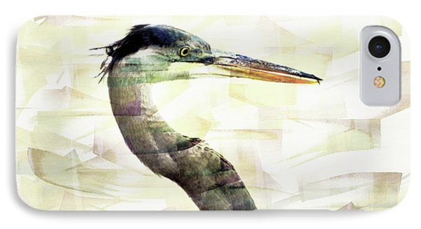 Long Neck 4 IPhone Case by Marty Koch