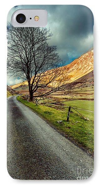 Long Road Home IPhone Case by Adrian Evans