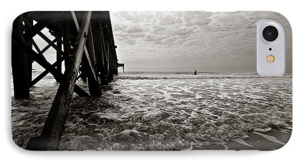 IPhone Case featuring the photograph Long To Surf by David Sutton