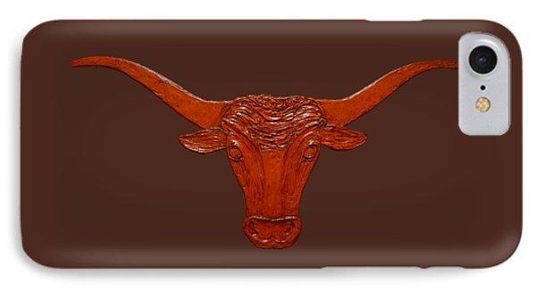 Longhorn 2 IPhone Case