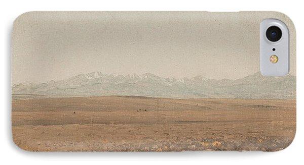 Longs Peak Colorado IPhone Case