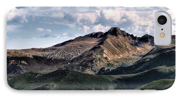 Longs Peak IPhone Case by Jim Hill
