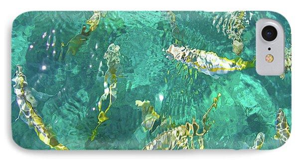 Looe Key Reef Phone Case by Charles Harden