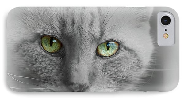 Look Into My Eyes  IPhone Case