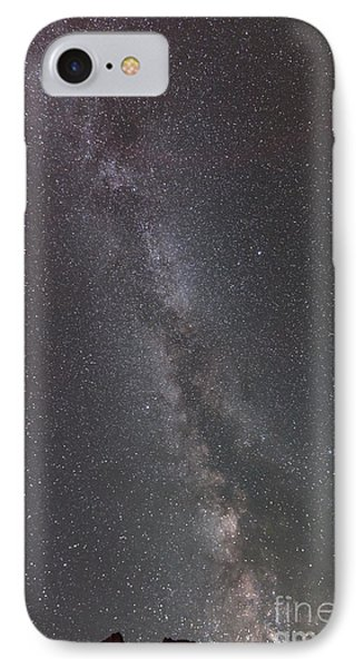 IPhone Case featuring the photograph Look To The Heavens by Sandra Bronstein