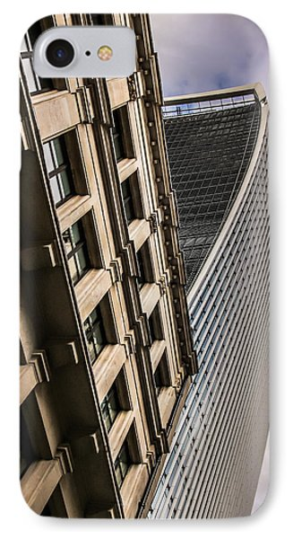 Look Up IPhone Case by David Warrington