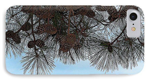 IPhone Case featuring the photograph Look Up- Fine Art by KayeCee Spain