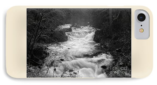 looking down the Creek IPhone Case