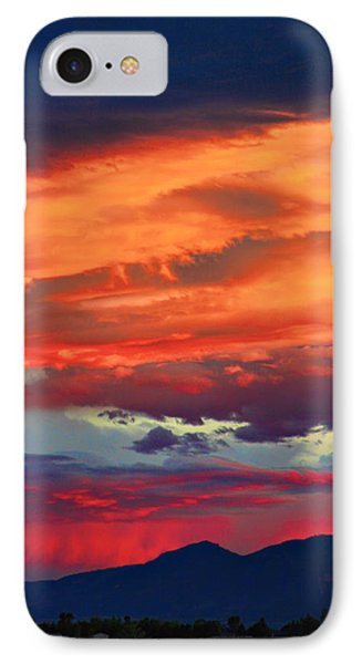 Looking To Boulder Phone Case by James BO  Insogna