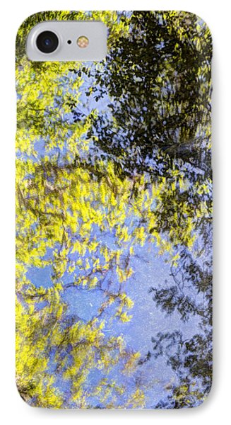 IPhone Case featuring the photograph Looking Up Or Down by Heidi Smith