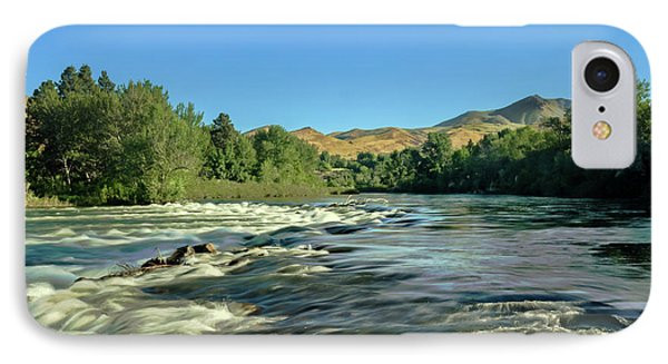 Looking Up The Payette IPhone Case by Robert Bales