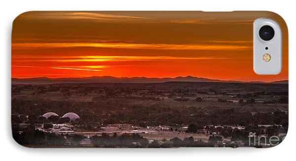 Looking West IPhone Case by Robert Bales