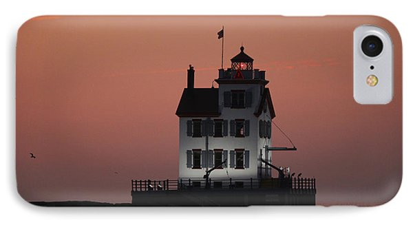 Lorain Lighthouse 1 IPhone Case