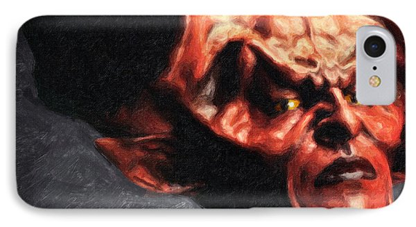 Lord Of Darkness IPhone Case