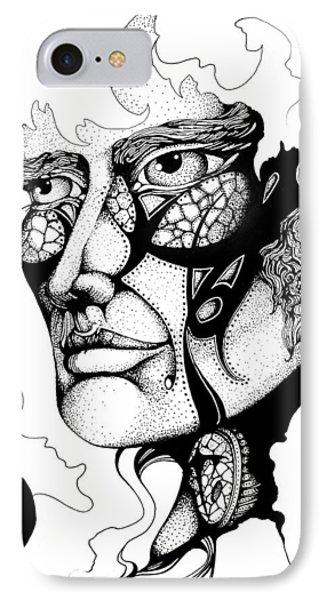 Lord Of The Flies Study Phone Case by Curtiss Shaffer