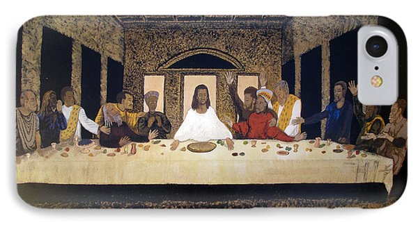 Lord Supper IPhone Case