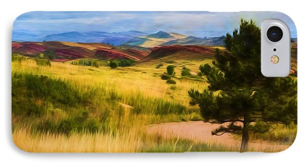 Lory State Park Impression IPhone Case by Jon Burch Photography