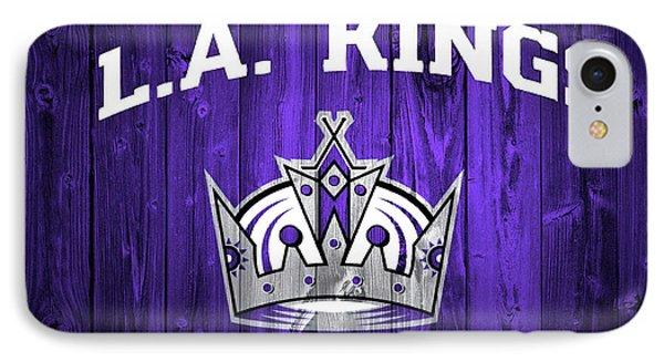 Los Angeles Kings Barn Door IPhone Case