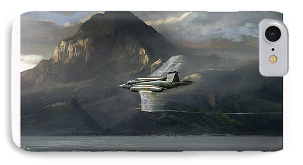 Lossiemouth IPhone Case by Peter Van Stigt