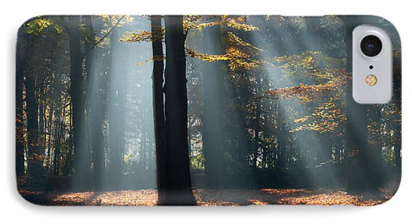 Lost In The Light IPhone Case by Roeselien Raimond
