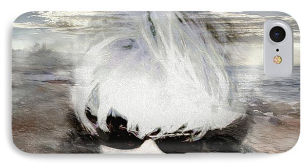 IPhone Case featuring the photograph Lost In Thought by Pennie  McCracken