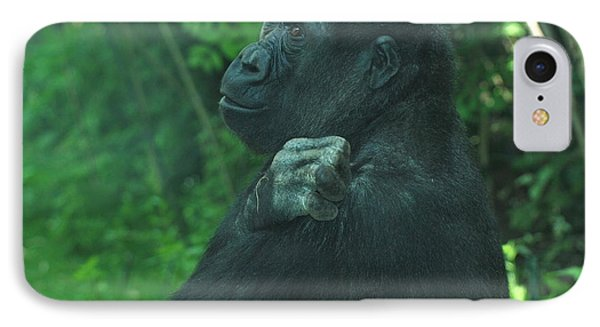 IPhone Case featuring the photograph Lost In Thought by Richard Bryce and Family