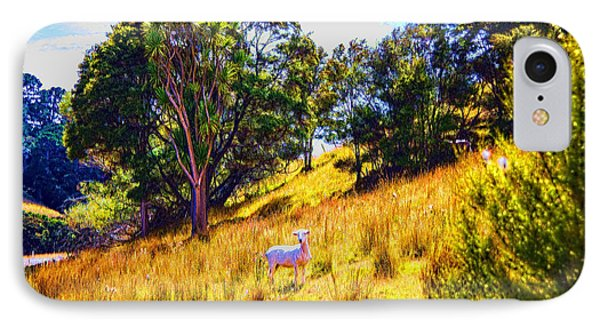 IPhone Case featuring the photograph Lost Lamb by Rick Bragan