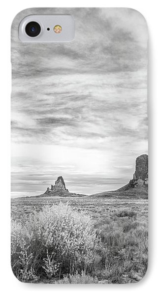 Lost Souls In The Desert IPhone Case by Jon Glaser