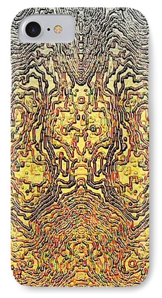 Lost Sumerian Tablet IPhone Case