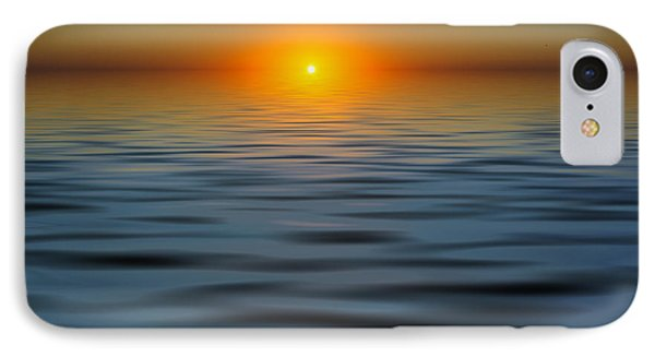Lost Sun IPhone Case by Kevin Cable