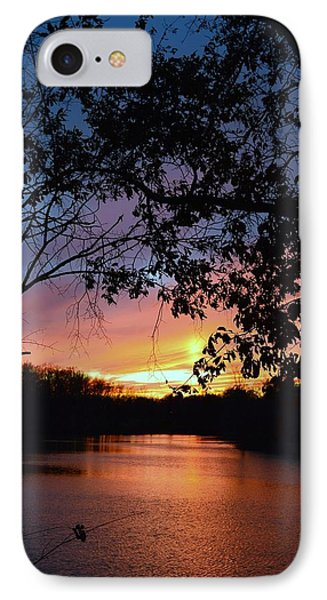 Lost Sunset IPhone Case by J R Seymour
