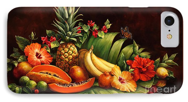 Lots Of Fruit IPhone Case by Laurie Hein