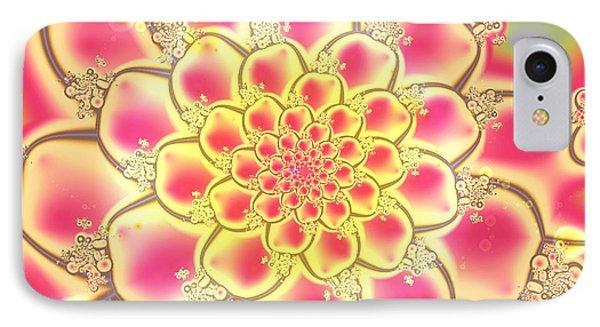 Lotus IPhone Case by Anastasiya Malakhova