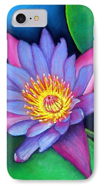 Lotus Divine Phone Case by Minaz Jantz