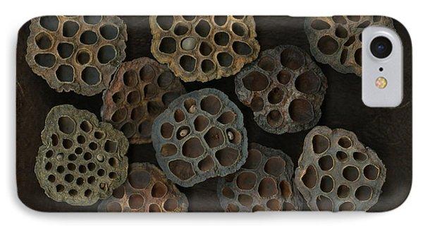 Lotus Pods Phone Case by Christian Slanec