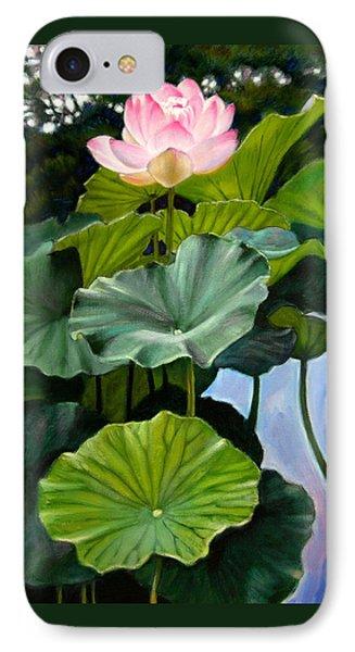 Lotus Rising IPhone Case