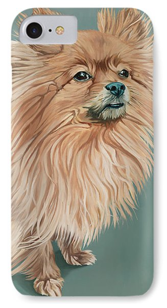 Louie The Majestic IPhone Case