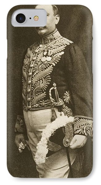 Louis Botha 1862-1919 South African IPhone Case by Vintage Design Pics