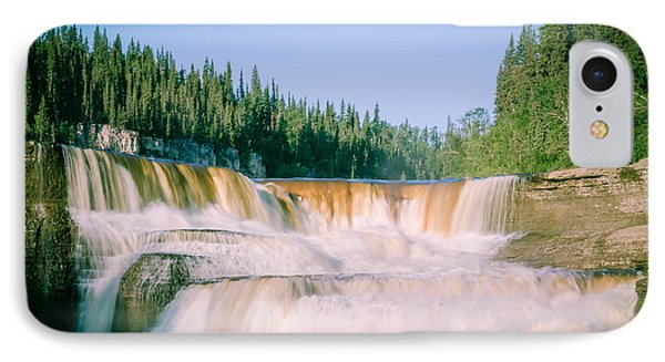 Louise Falls IPhone Case by Lisa Killins