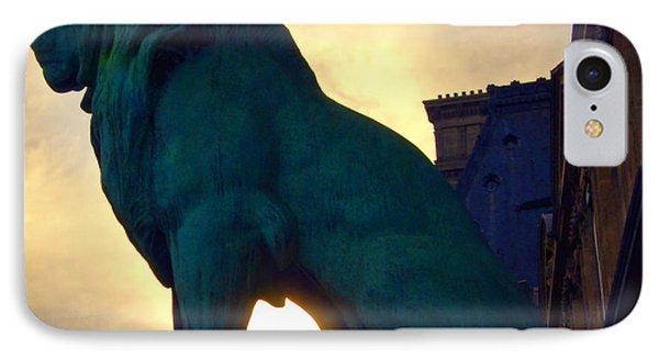 Louve Lion IPhone Case