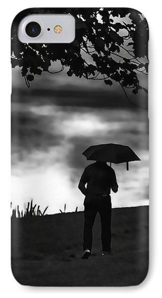 Love A Rainy Night IPhone Case