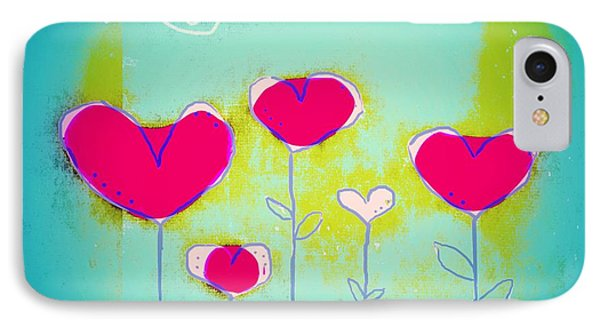 Love Art - 144a IPhone Case by Variance Collections