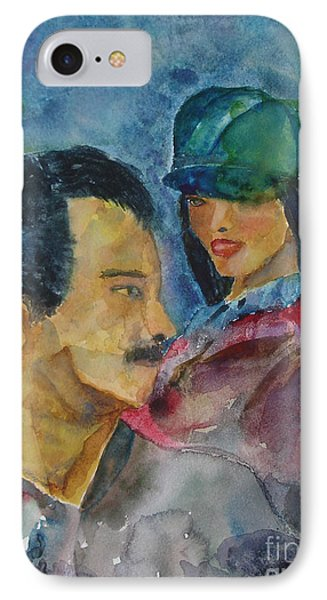 Love At First Sight Phone Case by Shelley Jones