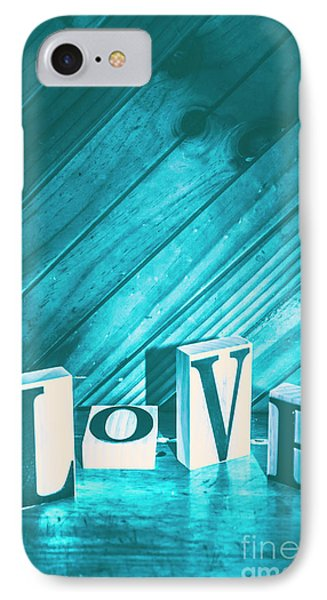 Love Blues IPhone Case by Jorgo Photography - Wall Art Gallery
