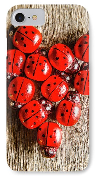 Love Bug IPhone 7 Case